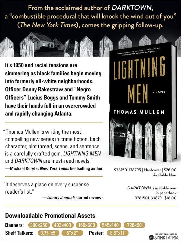 Lightning Men ad