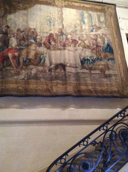 Cara tapestry 2