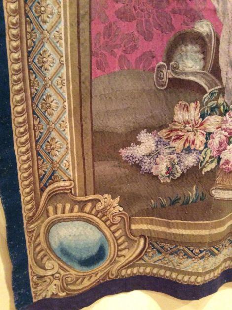 Cara tapestry 3