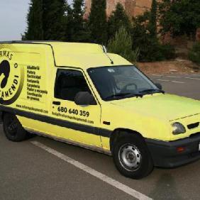 Rotulacion en vehiculos por Poison Estudio