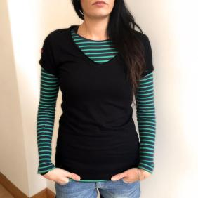 Camiseta bordada en Bilbao