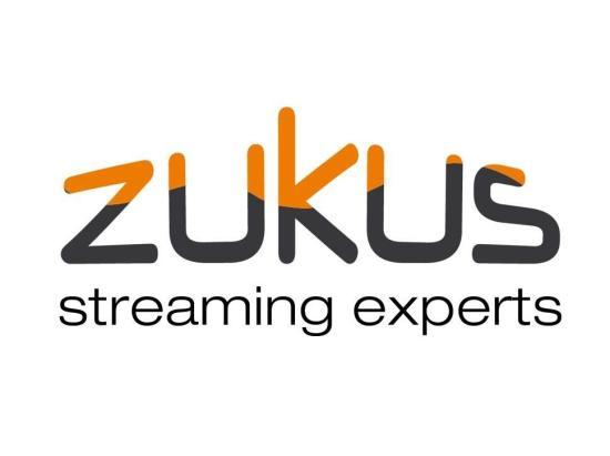 Diseño de logotipo para Zukustream por Poison Estudio