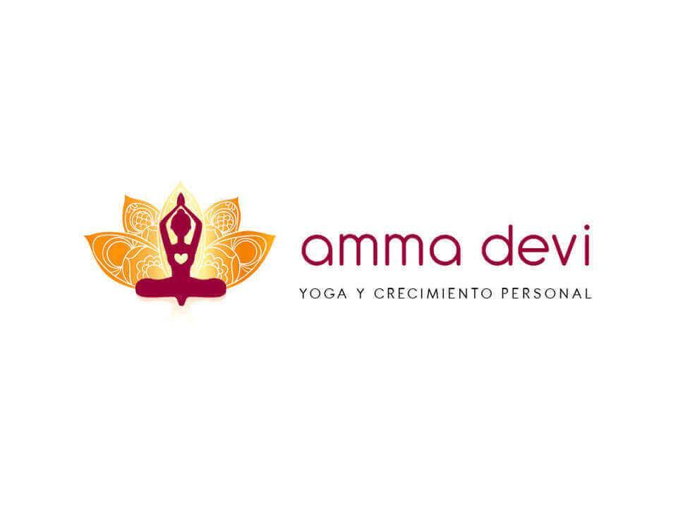 diseno logotipo ammadevi 2