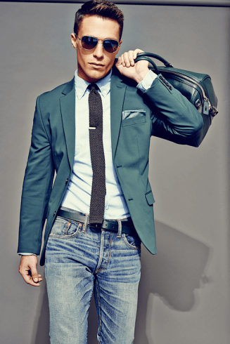 By Eric Ray Davidson for GQ, Nov 2013