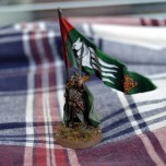 Lord of the rings Rohan Standard Bearer_0412