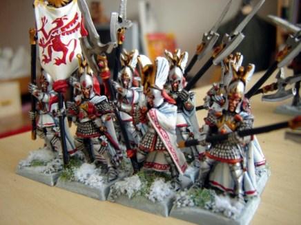 Warhammer High Elf Phoenix Guard
