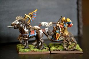 Warhammer High Elf Tiranoc Chariot