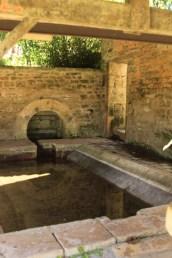 Lavoir at Nanteuil-en- Vallee