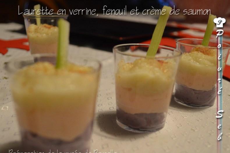 Laurette_en_verrine_fenouil et crème de saumon