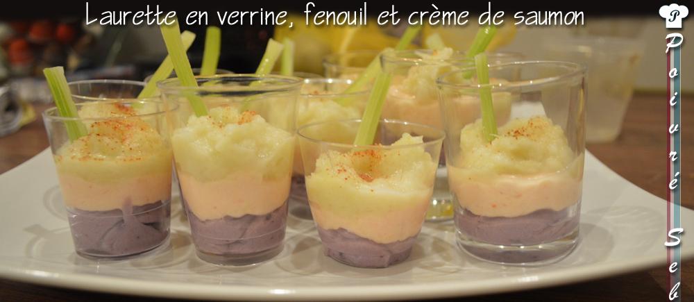 Laurette_en_verrine_fenouil et crème de saumon_2
