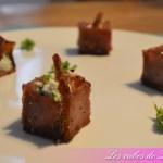 Délice de chevreuil sans marinade
