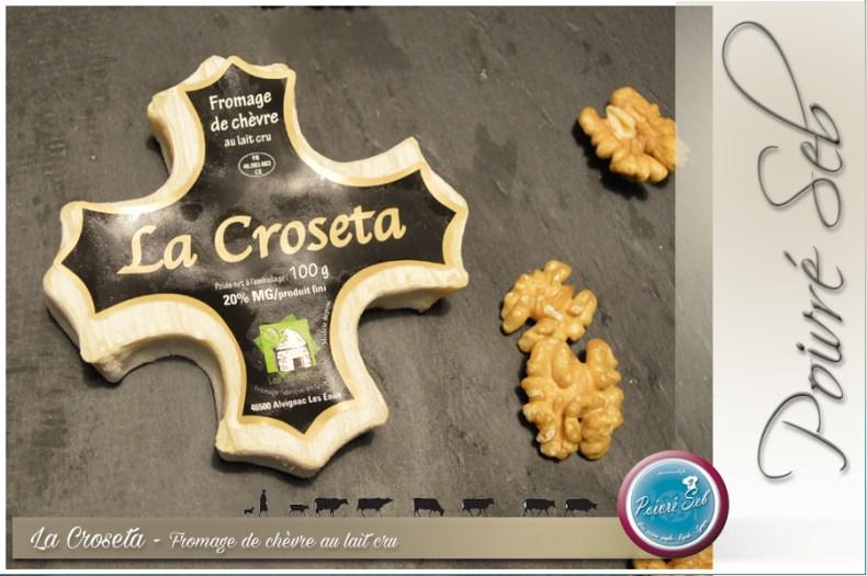 La Croseta - Fromage de chevre