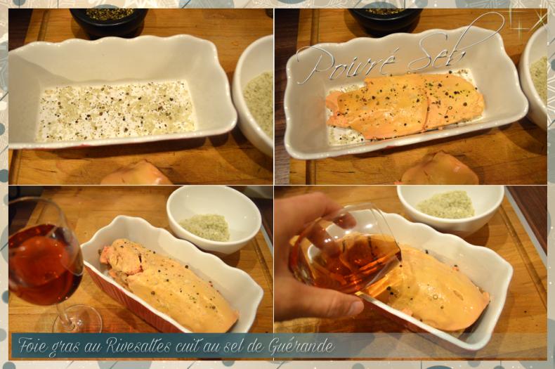 Préparation foie gras 2