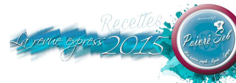 revue express recette 2015