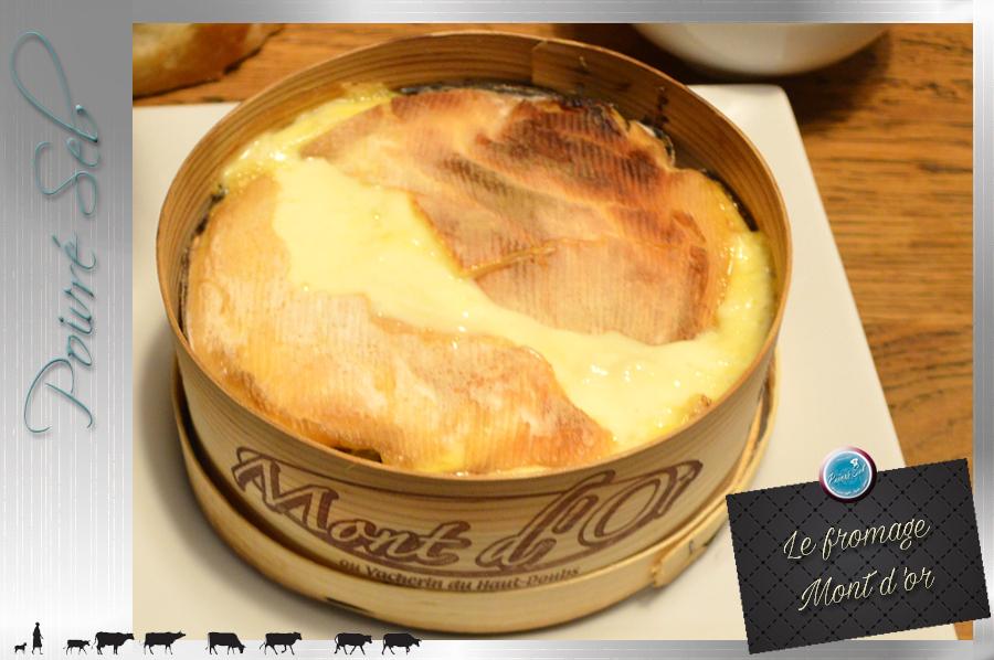 Le fromage Mont dor
