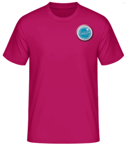 T-shirt devant girly