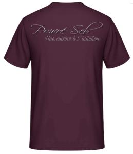 T-shirt dos