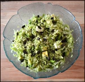 Salade-chou-blanc-graines-Sweet-Pumpink