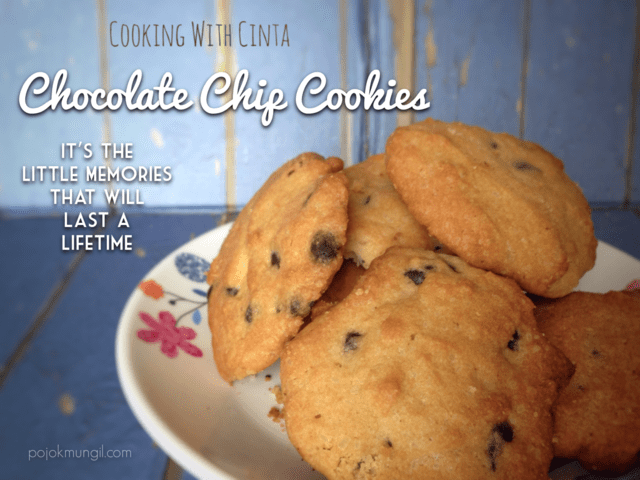 Chocolate Chip Cookies Ala Cinta