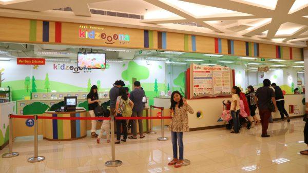 Kidzoona Tunjungan Plaza, Surabaya, tempat main anak surabaya, playground indoor Surabaya
