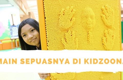 Kidzoona Surabaya, tempat bermain anak Surabaya, indoor playground Surabaya