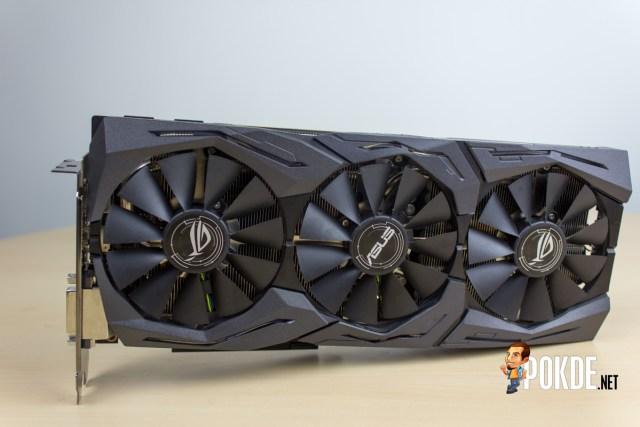 ASUS ROG STRIX GeForce GTX 1080 8GB OC