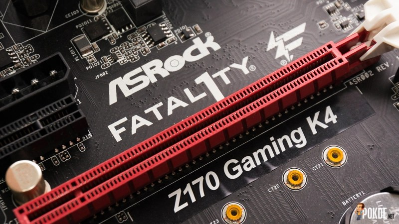 ASROCK FATAL1TY Z170 GAMING K4 REALTEK AUDIO WINDOWS DRIVER