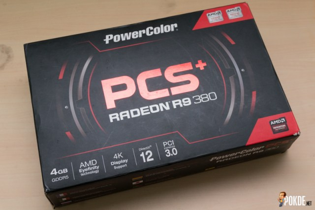PowerColor PCS+ Radeon R9 380-1