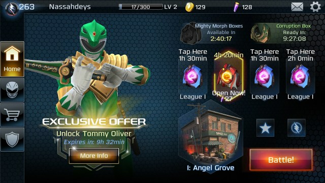 Power Rangers: Legacy Wars Launches on Mobile; It's ...