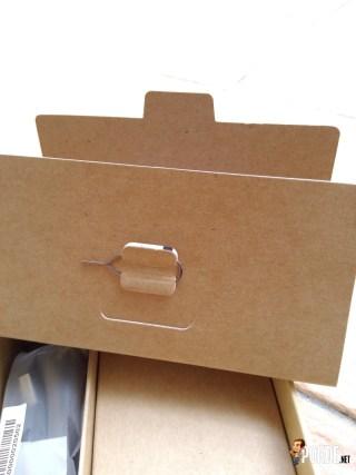 Mi4i packaging inner box