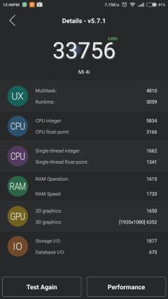 Antutu 64-bit Balanced Mode