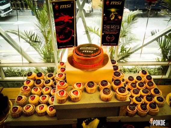 MSI cakes!