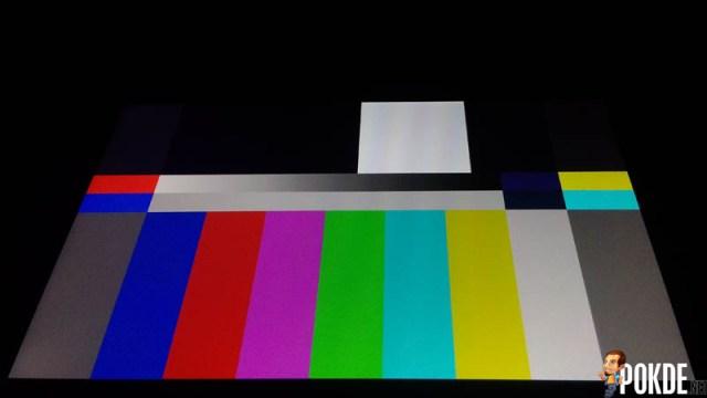 display test m2 3