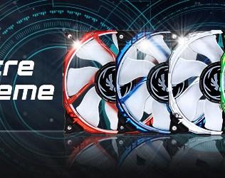 BitFenix introduces the Spectre Xtreme & Spectre Xtreme LED 33