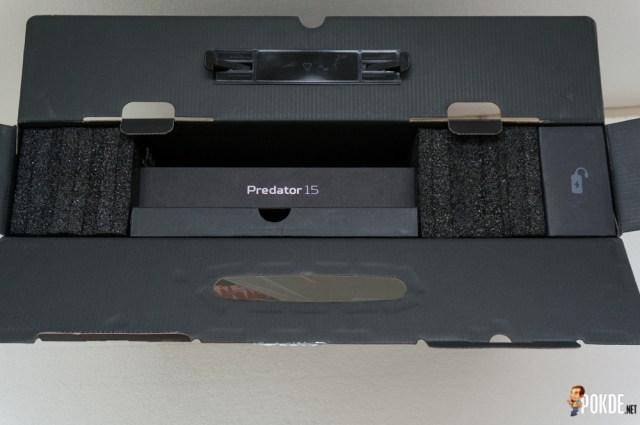 Acer Predator 15-3