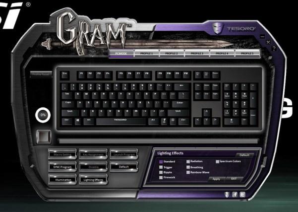 Tesoro Gram Spectrum driver (3)