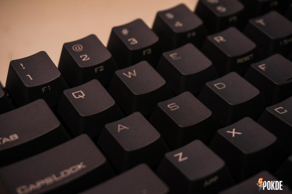 Vortex Pok3r mechanical keyboard review – Pokde