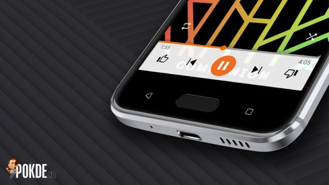 HTC 10 audio
