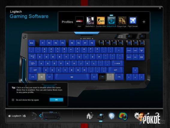 Logitech G310 Atlas Dawn Gaming Software 2