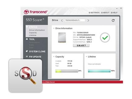 Transcend SSD370S 2