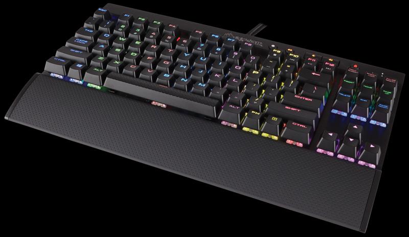 Corsair RAPIDFIRE mechanical keyboards coming to Malaysia 21