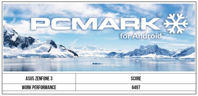 ASUS Zenfone 3 PCMark