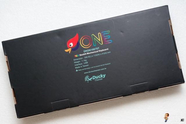 Ducky One TKL RGB-3