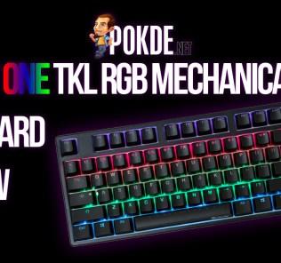 Ducky One TKL RGB mechanical keyboard review 27