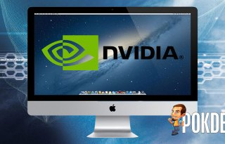 NVIDIA Geforce Apple Mac