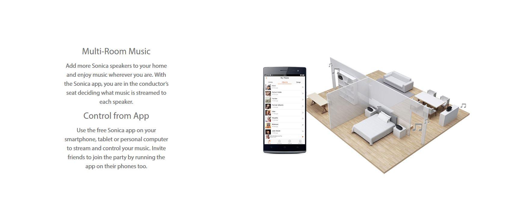 OPPO Sonica Wireless Speaker review — Hi-Fi over Wi-Fi? – Pokde