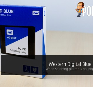 Western Digital Blue SSD 1TB review — when spinning platter is no longer enough 34