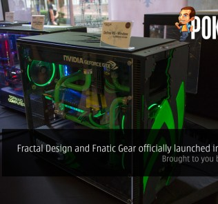 Fractal Design and Fnatic Gear officially launched in Malaysia — Brought to you by SunCycle 30