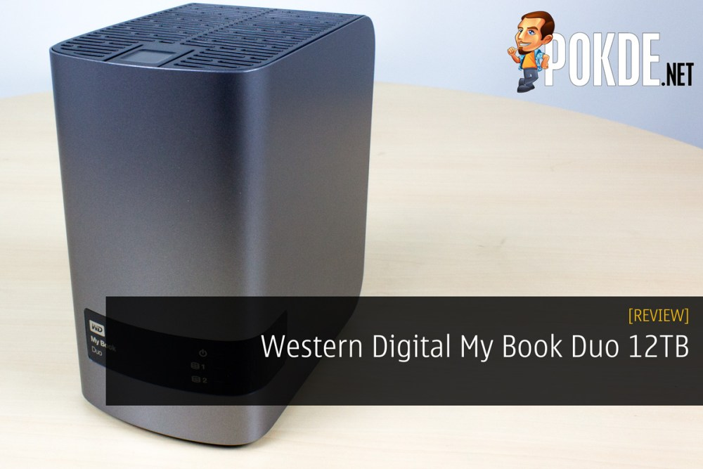 Western Digital My Book Duo 12TB review 32