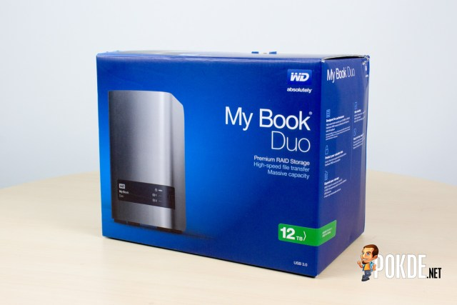Western Digital My Book Duo 12TB review 33